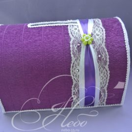 Короб для денег на свадьбу