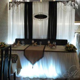 Оформление свадьбы в Брют клубе «Дворянское Собрание»