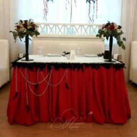 Свадьба в стиле Рок в ресторане Адам и Ева