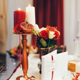 Гранатовая свадьба
