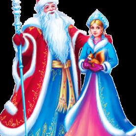 Дед Мороз во Владимире