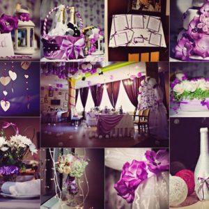 oformlenie-svadby-v-fioletovom-cvete